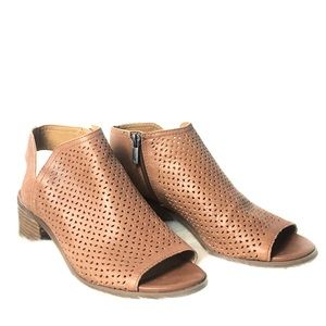 Lucky Brand Nonina Slingback Open Toed Sandals